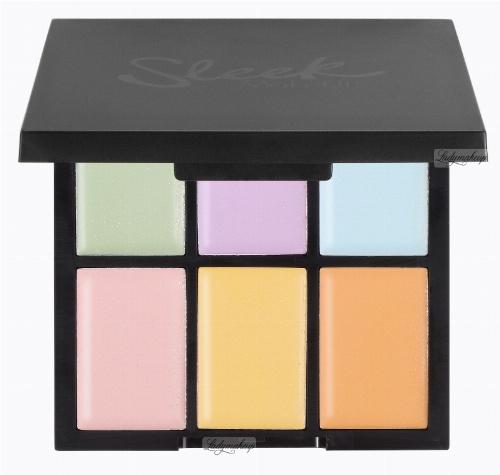 Sleek - Colour Corrector Palette - Paleta korektorów - 82