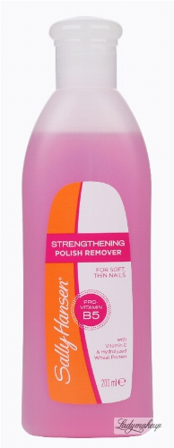 Sally Hansen - STRENGTHENING POLISH REMOVER