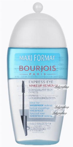 Bourjois - EXPRESS EYE MAKEUP REMOVER - 200 ml