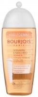 Bourjois - VITAMIN ENRICHED TONER - Witaminizowany, bezalkoholowy tonik do twarzy - 250 ml