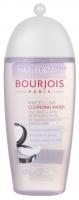 Bourjois - MICELLAR CLEANSING WATER FACE & EYES - Woda micelarna do demakijażu twarzy i oczu - 250 ml