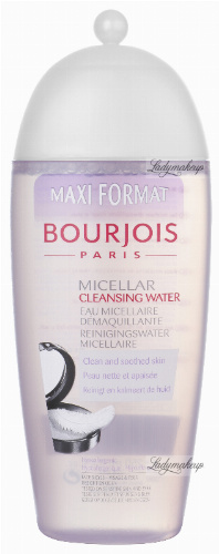 Bourjois - MICELLAR CLEANSING WATER FACE & EYES - 250 ml