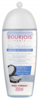 Bourjois - MICELAR CLEANSING WATER FOR WATERPROOF - Płyn do demakijażu wodoodpornego - 250 ml