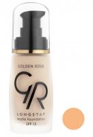Golden Rose - LONGSTAY MATTE FOUNDATION - Długotrwały, matujący podkład do twarzy - P-GLM - 02 - 02