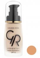 Golden Rose - LONGSTAY MATTE FOUNDATION - Długotrwały, matujący podkład do twarzy - P-GLM - 09 - 09