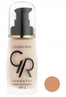 Golden Rose - LONGSTAY MATTE FOUNDATION - Długotrwały, matujący podkład do twarzy - P-GLM - 10 - 10