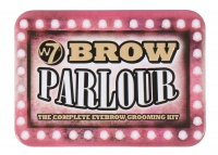 W7 - BROW PARLOUR - Paleta do makijażu brwi