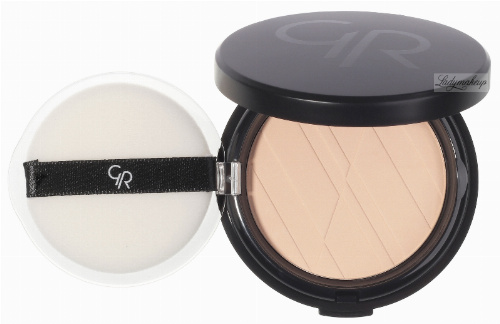 Golden Rose - LONGSTAY Matte Face Powder - P-GLF