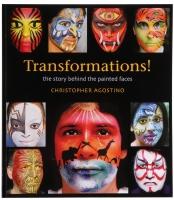 KRYOLAN - TRANSFORMATIONS! - HRISTOPHER AGOSTINO - Książka - ART. 7110