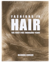 KRYOLAN - FASHIONS IN HAIR - RICHARD CORSON - Książka - ART. 7010
