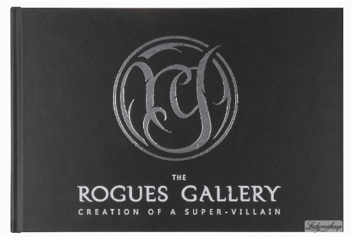 KRYOLAN - THE ROGUES GALLERY - Book - ART. 7067