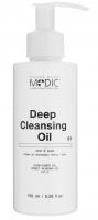 Pierre René - Deep Cleansing Oil face & eyes - Olejek do demakijażu twarzy i oczu - 150 ml
