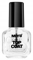 MIYO - Care it! TOP COAT - Lakier nawierzchniowy