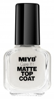 MIYO - Care it! MATTE TOP COAT