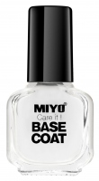 MIYO - Care it! BASE COAT - Baza pod lakier do paznokci