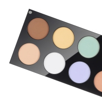 Pierre René - COLOR CORRECTING - Profesjonalna paleta 10 korektorów do makijażu