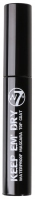 W7 - KEEP EM'DRY WATERPROOF MASCARA TOP COAT - Mascara nawierzchniowa