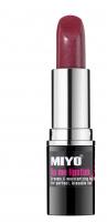MIYO - Lip me Lipstick - Pomadka do ust - 12 - GRAPE PLANET - 12 - GRAPE PLANET