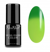 NeoNail - UV GEL POLISH COLOR - THERMO COLOR - Lakier hybrydowy - TERMICZNY - 6 ml i 7,2 ml - 5182-1 - MOHITO - 5182-1 - MOHITO