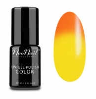 NeoNail - UV GEL POLISH COLOR - THERMO COLOR - Lakier hybrydowy - TERMICZNY - 6 ml - 5184-1 - TEQUILA SUNRISE - 5184-1 - TEQUILA SUNRISE