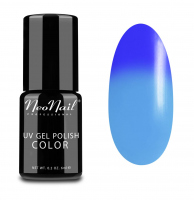 NeoNail - UV GEL POLISH COLOR - THERMO COLOR - Lakier hybrydowy - TERMICZNY - 6 ml i 7,2 ml - 5185-1 - BLUE HEAVEN - 5185-1 - BLUE HEAVEN