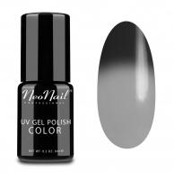 NeoNail - UV GEL POLISH COLOR - THERMO COLOR - 6 ml - 5186-1 - BLACK RUSSIAN - 5186-1 - BLACK RUSSIAN