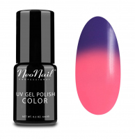 NeoNail - UV GEL POLISH COLOR - THERMO COLOR - Lakier hybrydowy - TERMICZNY - 6 ml i 7,2 ml - 5188-1 - WOO WOO - 5188-1 - WOO WOO