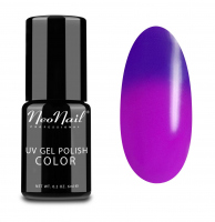 NeoNail - UV GEL POLISH COLOR - THERMO COLOR - 6 ml - 5189-1 - PURPLE BUNNY - 5189-1 - PURPLE BUNNY