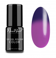 NeoNail - UV GEL POLISH COLOR - THERMO COLOR - Lakier hybrydowy - TERMICZNY - 6 ml i 7,2 ml - 5190-1 - PURPLE RAIN - 5190-1 - PURPLE RAIN