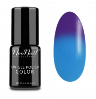 NeoNail - UV GEL POLISH COLOR - THERMO COLOR - Lakier hybrydowy - TERMICZNY - 6 ml i 7,2 ml - 5191-1 - BLUE LAGOON - 5191-1 - BLUE LAGOON