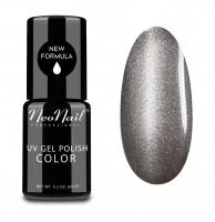 NeoNail - UV GEL POLISH COLOR - CAT EYE - Hybrid Varnish - MAGNETIC - 6 ml - 5033-1 - RAGDOLL - 5033-1 - RAGDOLL