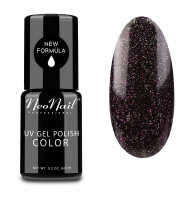 NeoNail - UV GEL POLISH COLOR - GALAXY GLITTER - Lakier hybrydowy - BROKATOWY - 6 ml - 5006-1 - ORION - 5006-1 - ORION