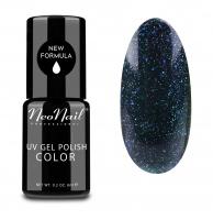 NeoNail - UV GEL POLISH COLOR - GALAXY GLITTER - Lakier hybrydowy - BROKATOWY - 6 ml - 5009-1 - ANDROMEDA - 5009-1 - ANDROMEDA