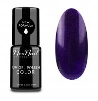 NeoNail - UV GEL POLISH COLOR - GALAXY GLITTER - Lakier hybrydowy - BROKATOWY - 6 ml - 5014-1 - SENSUAL VENUS - 5014-1 - SENSUAL VENUS