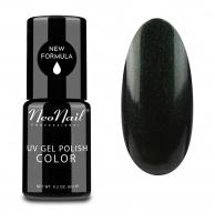 NeoNail - UV GEL POLISH COLOR - GALAXY GLITTER - Lakier hybrydowy - BROKATOWY - 6 ml - 5015-1 - MYSTICAL SATURN - 5015-1 - MYSTICAL SATURN