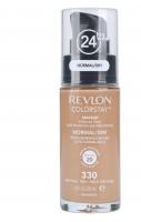 Revlon - podkład ColorStay cera normalna/sucha - 330 Natural Tan - 330 Natural Tan