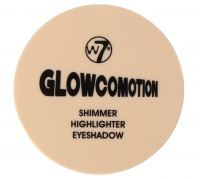 W7 - GLOWCOMOTION - SHIMMER HIGHLIGHTER EYESHADOW - Puder rozświetlający