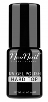 NeoNail - UV GEL POLISH - TOP HARD - Lakier nawierzchniowy (nabłyszczający) - 6 ml - ART. 4745-1