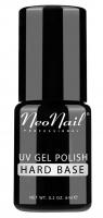 NeoNail - UV GEL POLISH - BASE HARD - Lakier podkładowy/ baza - 6 ml - ART. 4744-1
