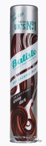 Batiste - Dry Shampoo - DARK & DEEP BROWN - 200 ml