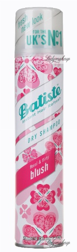 Batiste - Dry Shampoo - BLUSH - 200 ml