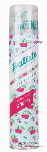 Batiste - Dry Shampoo - CHERRY - Dry hair shampoo - 200 ml