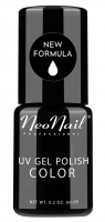 NeoNail - UV GEL POLISH COLOR - LADY IN RED - Lakier hybrydowy - 6 ml