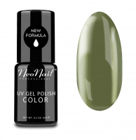 NeoNail - UV GEL POLISH COLOR - GRUNGE - Lakier hybrydowy - 6 ml i 7,2 ml - 2693-1 - OLIVE GARDEN - 2693-1 - OLIVE GARDEN