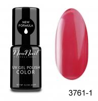 NeoNail - UV GEL POLISH COLOR - CANDY GIRL - 6 ml - 3761-1 - LOLLIPOP - 3761-1 - LOLLIPOP
