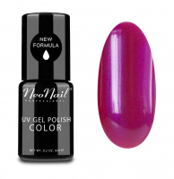 NeoNail - UV GEL POLISH COLOR - LADY IN RED - Lakier hybrydowy - 2689-1 - OPAL ROSE - 2689-1 - OPAL ROSE