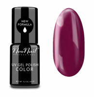 NeoNail - UV GEL POLISH COLOR - LADY IN RED - Lakier hybrydowy - 2691-1 - CALM BURGUNDY - 2691-1 - CALM BURGUNDY
