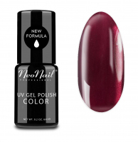 NeoNail - UV GEL POLISH COLOR - LADY IN RED - Lakier hybrydowy - 2692-1 - DARK CHERRY - 2692-1 - DARK CHERRY