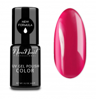 NeoNail - UV GEL POLISH COLOR - LADY IN RED - Lakier hybrydowy - 3209-1 - SEXY RED - 3209-1 - SEXY RED