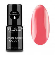 NeoNail - UV GEL POLISH COLOR - LADY IN RED - Lakier hybrydowy - 3219-1 - CORAL DREAM - 3219-1 - CORAL DREAM